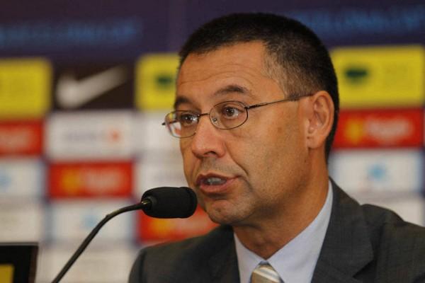 Barca President Josep Maria Bartomeu Says Their Fifa Transfer Ban is Injustice.