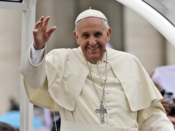 Pope francis again