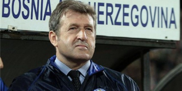 Bosnia and Herzegovina's Coach, Safet Susic, Says the European Nation's Target is to Join Favourites Argentina in the Second Round.