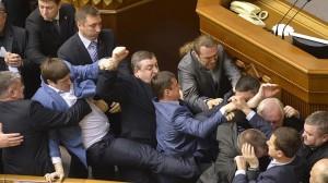 Ukrain parliament