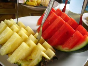 pineapple-and-watermelon