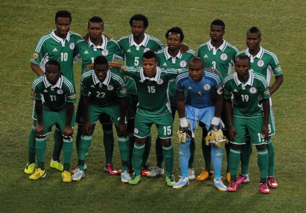 Nigeria's Super Eagles Will Be Appearing in Its Fifth World Cup in Brazil This Summer.