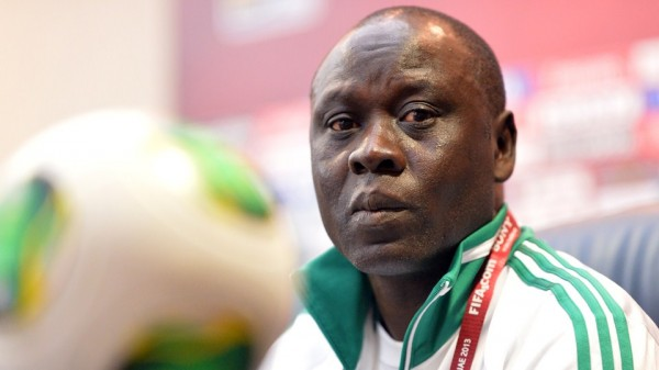 Manu Garba Confident Flying Eagles Will Win in Tanzania.