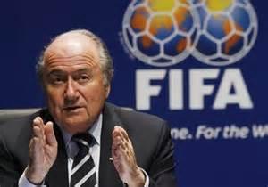 Blatter Will Run for Fifa President in 2015.