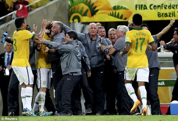 Brazil National Team Coach, Felipe Scolari, Faces Criminal Investigation.
