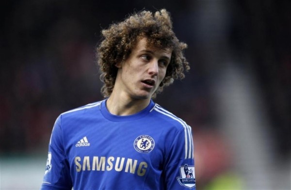 David Luiz Set to Join Coach Laurent Blanc's PSG.