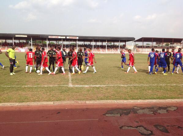 Heartland Have Won and Drawn 4 Matches Each in the Ongoing NPFL Season, And Have Shared the Spoils on Eight Occasions.