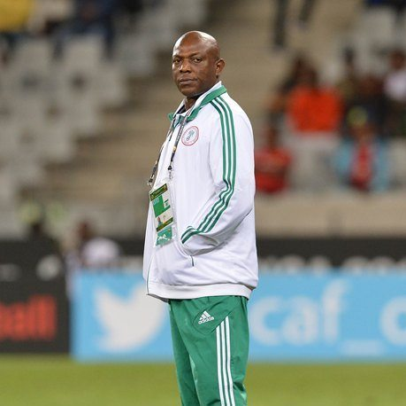 Stephen Keshi and His technical Crew Depart for London on May 25.