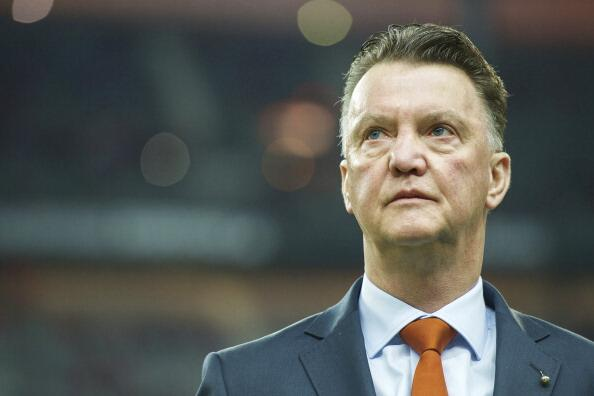 Louis van Gaal Unveils His Final 23-Man Squad for World Cup.