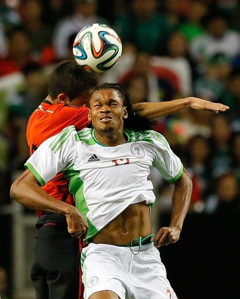 Michael Uchebo Says Nigeria Can Stun the World in Brazil.
