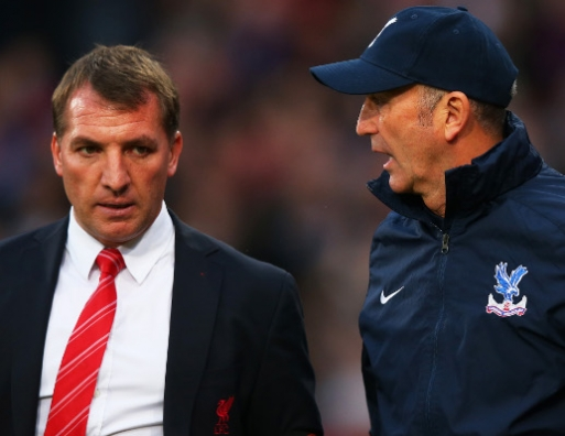 Rodgers Concedes Man City are Firm Favourite