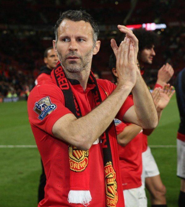 Ryan Giggs Ends Manchester United's Playing Career After 963 Games.