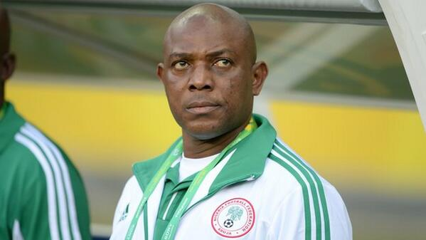 Stephen Keshi Gets Confidence Boost on Super Eagles.