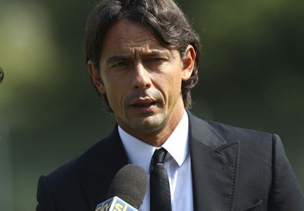Fillipo Inzaghi Has Signed a Two-Year Deal As AC Milan Manager.