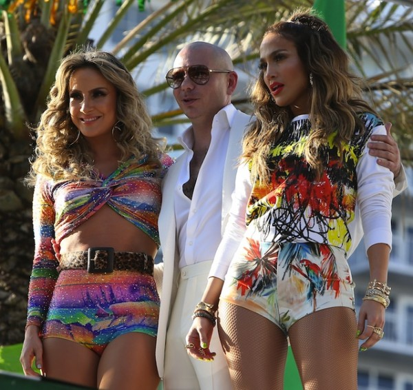 Jennifer Lopez to Join Pitbull, Leitte on Stage for World Cup Official Song Performance.
