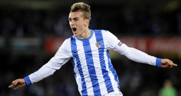 Sociedad's Griezmann to Have Atletico Medical