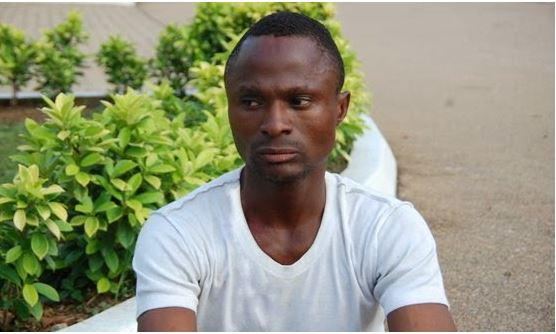 Photo: Security operatives arrest fake 'Boko Haram member'