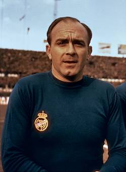 Real Legend Alfredo Di Stefano Dies After Heart Attack.