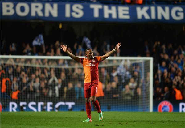 Didier Drogba Ponders Chelsea Return.