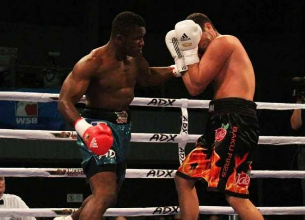 Efetobor Apochi Has Represented Mexico's Guerrero In the World Boxing Series (WBS) Before.