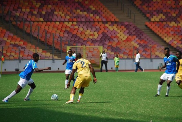 Enyimba FC Reach Federation Cup Last 8.