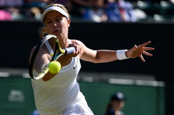 Canada's Eugenie Bouchard Through to the Last-4 of the 2014 Wimbledon.