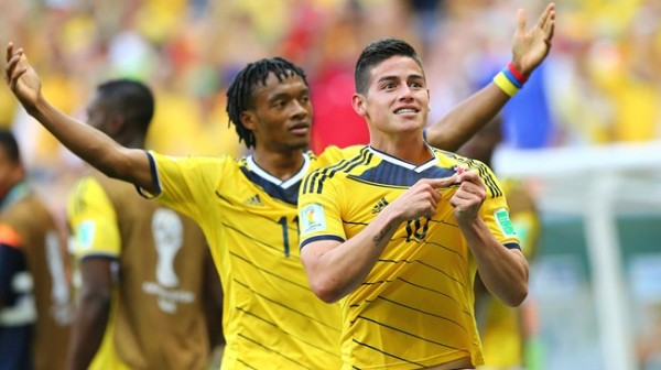 World Cup Golden Boot Winner Rodriguez Joins Real Madrid. Image: Getty Image.