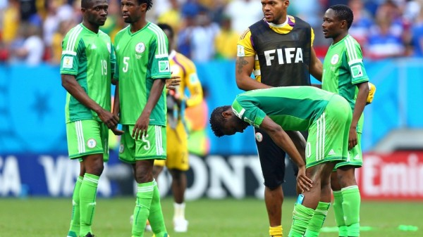 Nigeria Failed to Reach the Quarter-Finals of the World Cup Despite Its High Expectations.