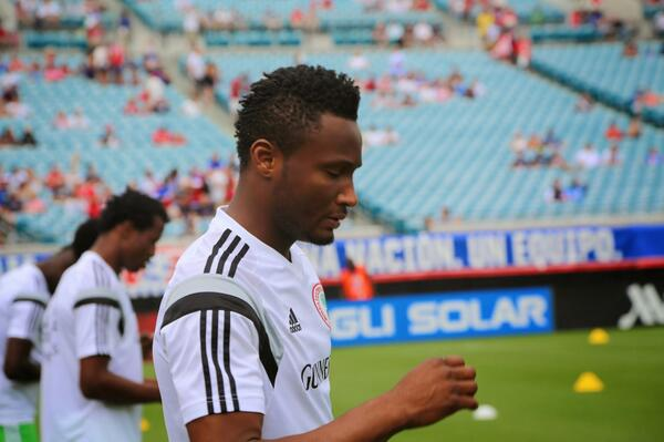 Chelsea Willing to Sell John Obi Mikel for Transfer Funds.