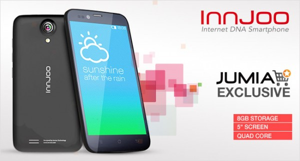 Jumia and Innjoo exclusive partnership