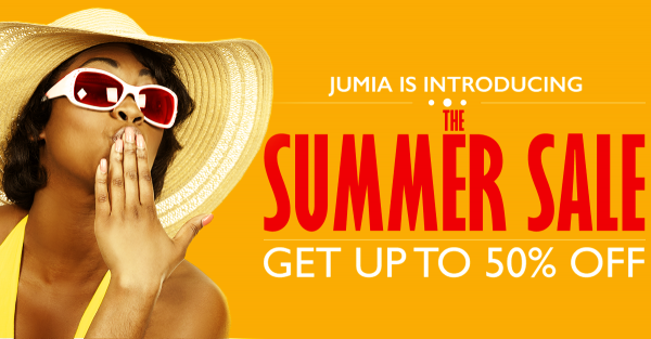 Jumia summer sale