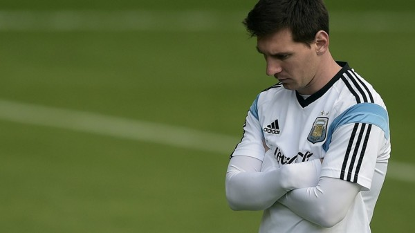 Lionel Messi is in Contention for the 2014 Fifa World Cup Golden Ball. Image: AFP.