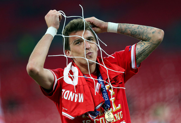 Mario Mandzukic Pens a Four-Year Deal With Atletico Madrid.