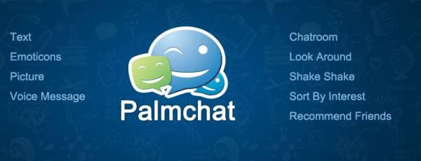 Palmchat-application