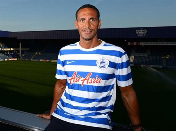 Rio Ferdinand Becomes QPR's First Signing of the Summer.