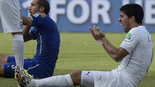 Luis Suarez Will Have to Serve His Four-Month Ban, Says Fifa.