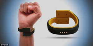 Company Launches Wrist Band That Shocks If You Don't Complete Fitness Goals