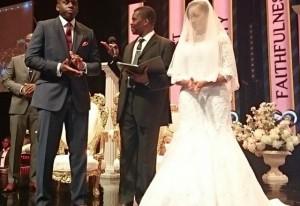 Tomi, Son Of Pastor Matthew Ashimolowo Weds Sweetheart In London