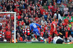 Demba ba crushed Liverpool's title aspirations