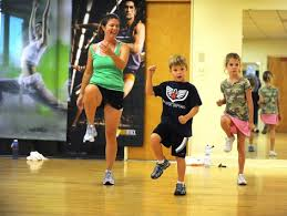 7 fun ways to work out with children