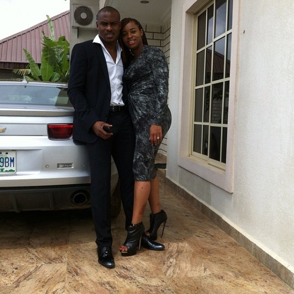 enyeama-wife