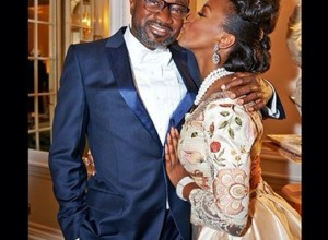 See Photos As Billionaire Femi Otedola Throws Daughter DJ Cuppy A Graduation Party In London