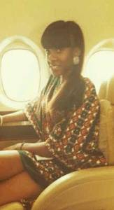 Have You Seen What Wizkid's Alleged Nigerian-American Side Chick Is Now Saying
