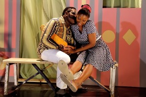 BTS Photos Of Harrysong, Seyi Law, Pencil and More As They Join Ajebo To Shoot 'My Baby O'