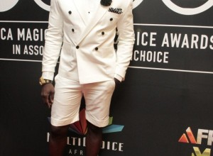 "Omotola Jalade-Ekeinde: ""Jim Iyke Is Nollywood's Best Dressed Actor"""