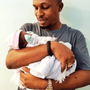 Naeto C Finally Shows Off His Adorable Daughter