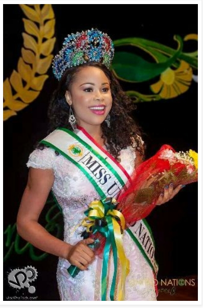 Nollywood actress/model emerges Miss United Nations in America