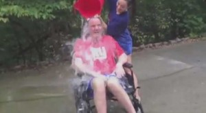 102-Year-Old Man Takes Ice Bucket Challenge, Says It's NBD