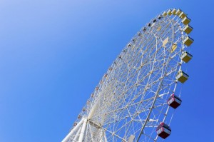 Family Stuck at Top of Ferris Wheel as Employees Begin Closing Park