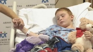 9-year-old Fights Off 400-pound Alligator
